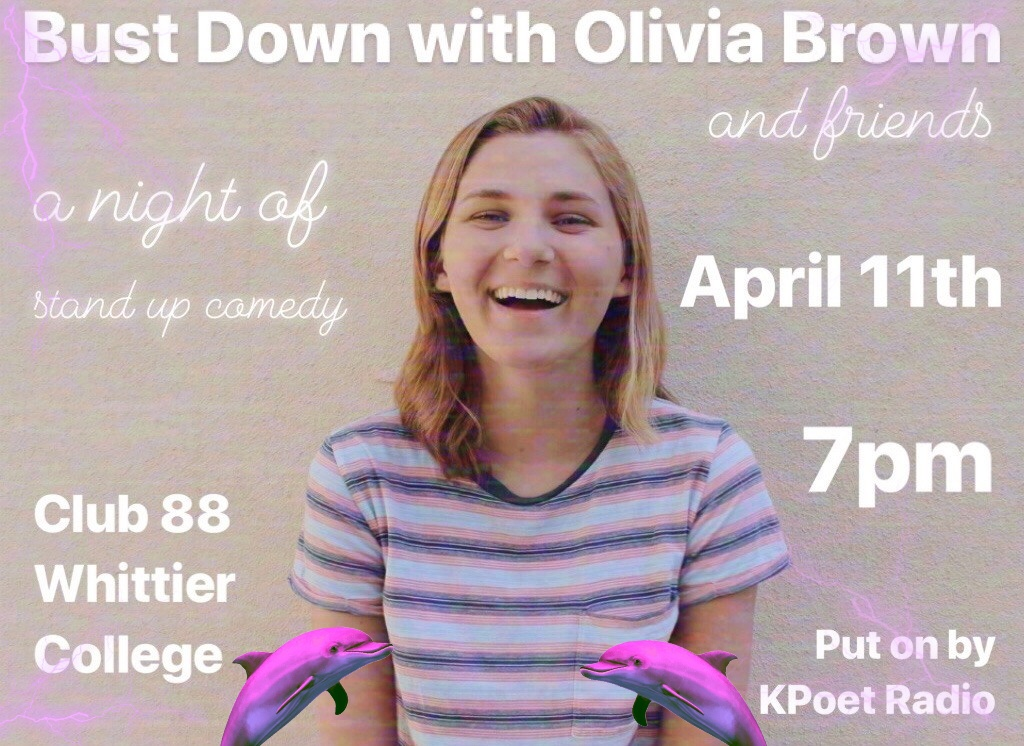 """""""Bust Down with Olivia Brown and friends!"""""""